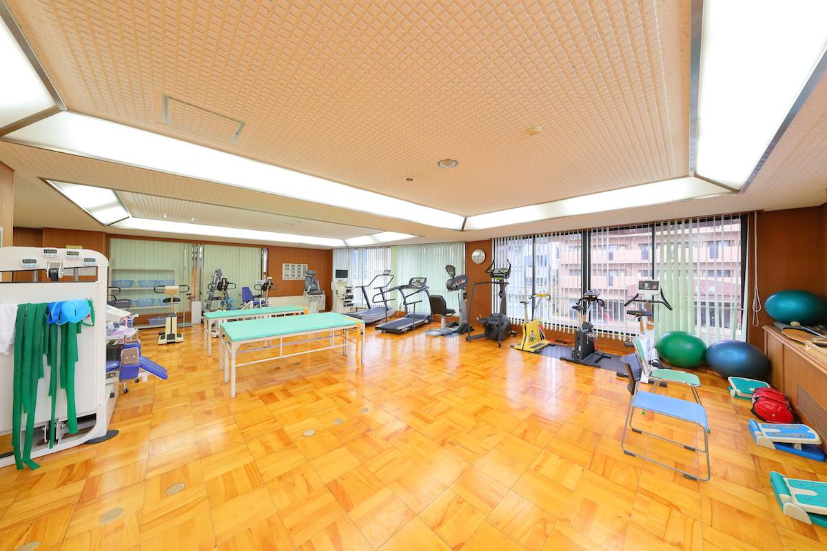 やまが整形外科 トレーニングルーム